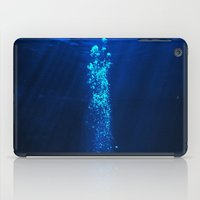 Sparkling Water iPad Case