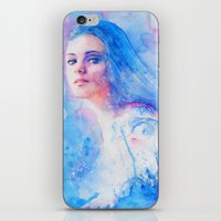 Right from the stars iPhone & iPod Skin