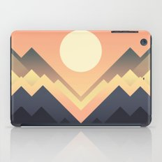 The Sun Rises iPad Case