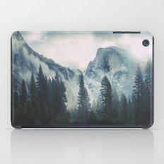 Cross Mountains iPad Case