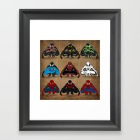 Spider-man - The Year Of… Framed Art Print