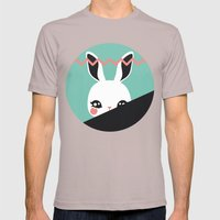 Bunbina 2014 Mens Fitted Tee Cinder SMALL