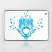 The Silent Monkey Laptop & iPad Skin