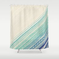 Ocean's Edge Shower Curtain
