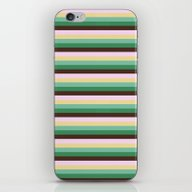 iPhone & iPod Skin featuring STRIPES by SimpleChic
