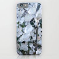 iPhone & iPod Case featuring annual honesty by Marieken