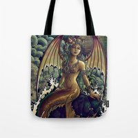 The Sea Is A Lonely Plac… Tote Bag