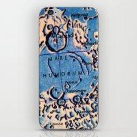 Moon Detail iPhone & iPod Skin