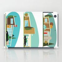 Hollywood Bungalows iPad Case