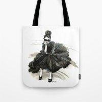 London Chic Tote Bag