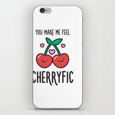 Cherryfic! iPhone & iPod Skin