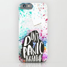 [Exclusive] - The Lovely Reckless - Don't Panic iPhone 6 Slim Case