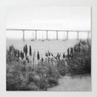 Harbor Canvas Print