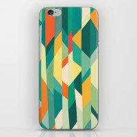 Broken Ocean iPhone & iPod Skin