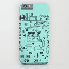 Retro Arcade Mash Up iPhone 6s Slim Case