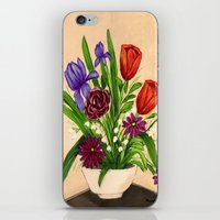 Flowers/still Life  iPhone & iPod Skin