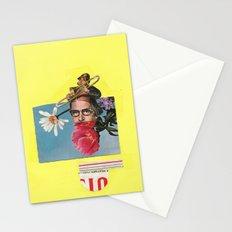 Poppy Man  Stationery Cards