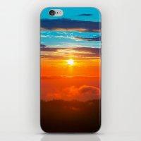 Tramonto  iPhone & iPod Skin