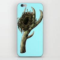 The Horn iPhone & iPod Skin