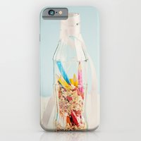 Botella de colores iPhone 6 Slim Case