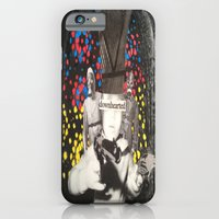 iPhone & iPod Case featuring Downhearted by oldsilverwargun
