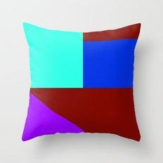 ComicCase_1 Throw Pillow