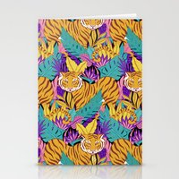 Jungle Fever Stationery Cards