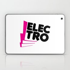 Electro Music Quote Laptop & iPad Skin