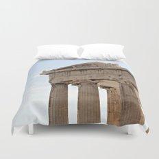 Parthenon. Duvet Cover