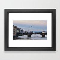 Florence #2 Framed Art Print