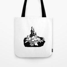 Crystal Islands 2 Tote Bag