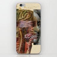 Ptosis iPhone & iPod Skin