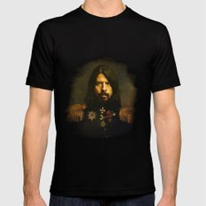 Dave Grohl - Replaceface Mens Fitted Tee Black SMALL