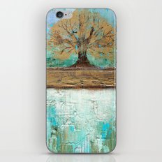 Summers Roots iPhone & iPod Skin