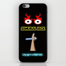 Long Ago in a Distant Land iPhone & iPod Skin