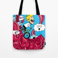 Yipppeee! Tote Bag