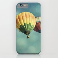 iPhone & iPod Case featuring Floating by Tricia McKellar