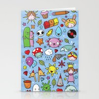 Everything is going to be OK #3 Stationery Cards