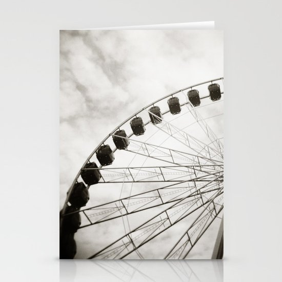 { ferris day out } Stationery Card