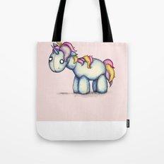 Sad Unicorn Tote Bag