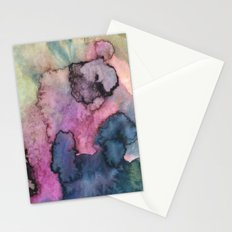 Ink Clouds Stationery Cards