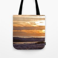 El Matador Sunset, 2011 Tote Bag