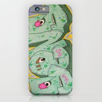 iPhone & iPod Case featuring Black Book Piece No. 3 by sens