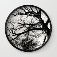 The Tree Of Life Wall Clock