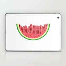 Watermelon city Laptop & iPad Skin