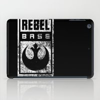 Rebel Base iPad Case