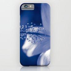 Enchanting Moments - Pua Aloalo - Koki'o Ke'oke'o - Hibiscus Arnottianus - Hawaiian White Hibiscus iPhone 6s Slim Case