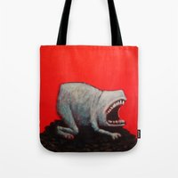 Empty Shell Tote Bag