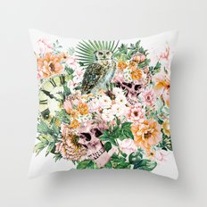 Interpretation Of A Drea… Throw Pillow