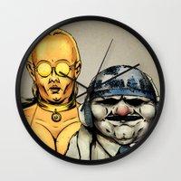 Cici & Art Wall Clock
